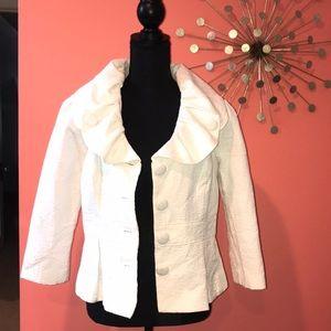 zinc Jackets & Coats - ZINC, Peplum blazer